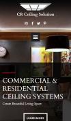 Interior Services Design - mobile preview