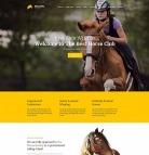Equine Website Design - Manelity - image