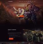 Clan Website Design - WorldPandaria - image