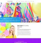 Birthday Website Design - Joy Creators - image