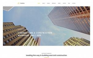 Industrial Website Design - Createso - tablet image
