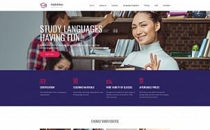 Education Website Design - Molehine - tablet image