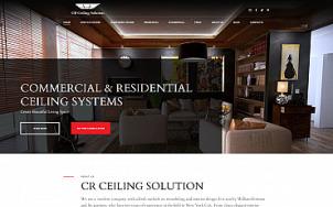 Interior Services Design - tablet image