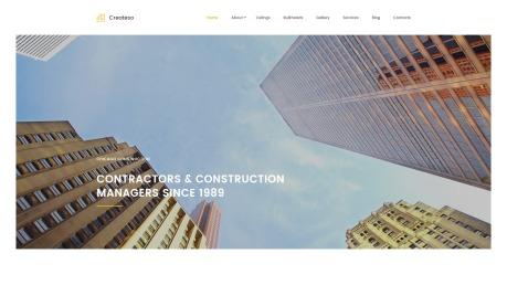 Industrial Website Design - Createso - image
