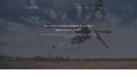Video Website Design - Videodron - image