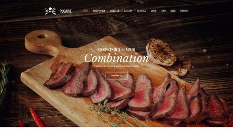 Bbq Website Design - Pugarie - image