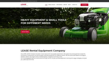 Equipment Rental Services - image