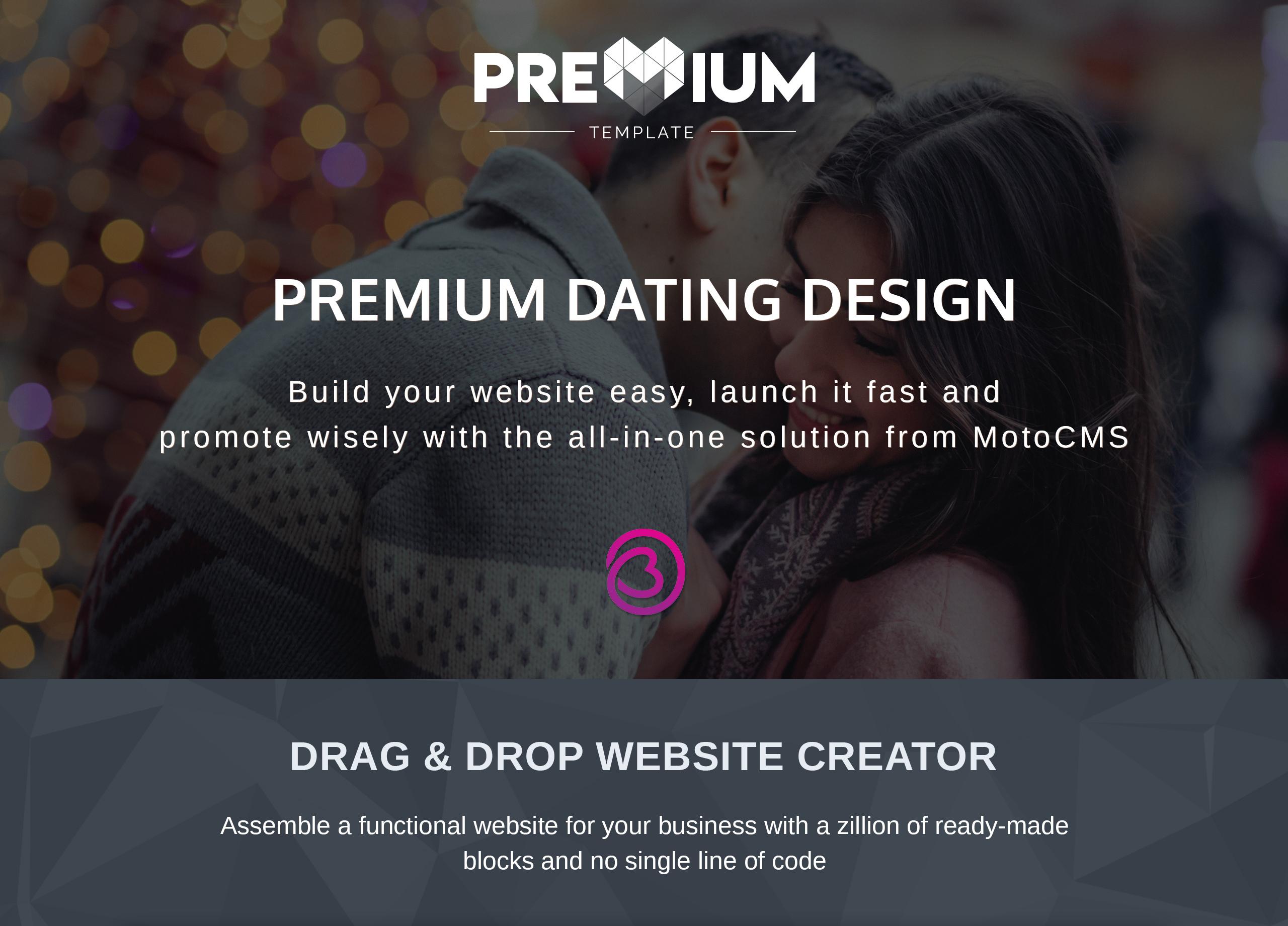 Online dating agency