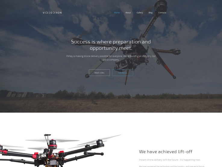 Video Website Design - Videodron - main image