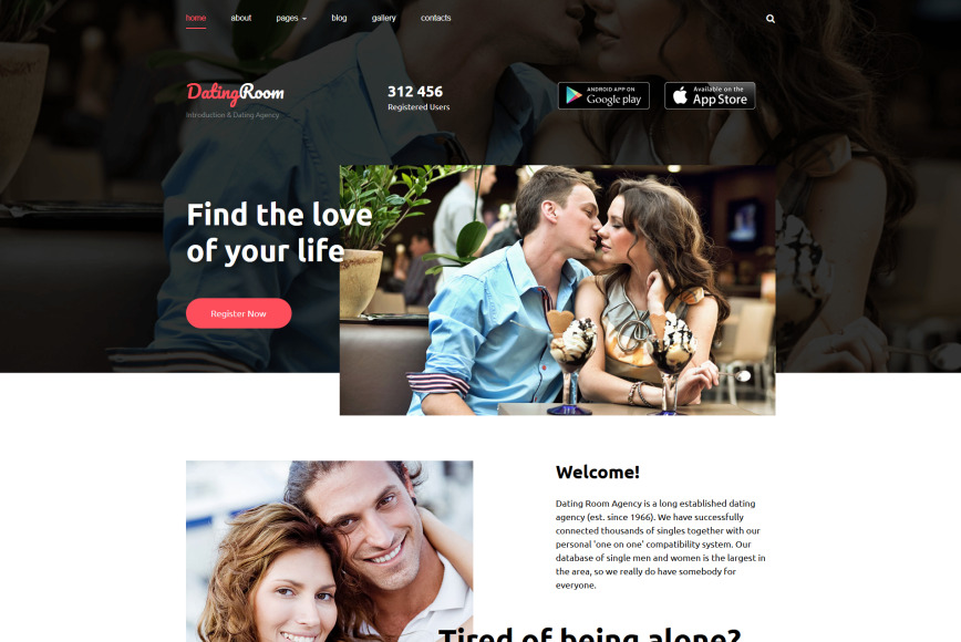 final dating site